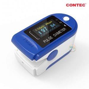 Máy đo nồng độ oxy trong máu SpO2 Contec CMS50D