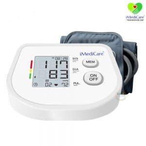 Máy đo huyết áp bắp tay có adapter iMediCare IBPM-6P