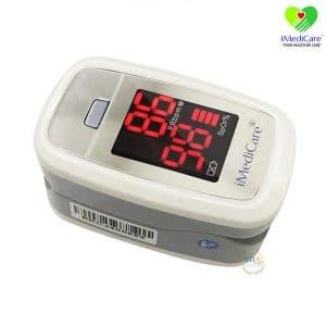 Máy đo nồng độ oxy trong máu SpO2 iMediCare iOM-A3