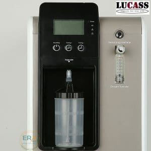 Máy tạo oxy 5 lít có xông khí dung Lucass SZ-5BW
