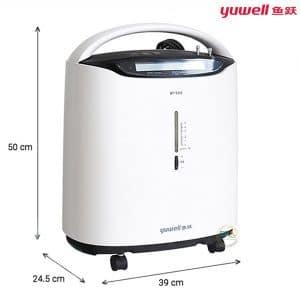 Máy tạo oxy y tế Yuwell 8F-5AW 5 lít
