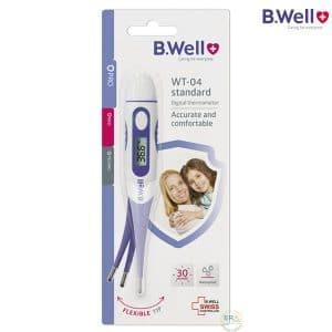 Nhiệt kế điện tử đầu mềm BWell WT-04